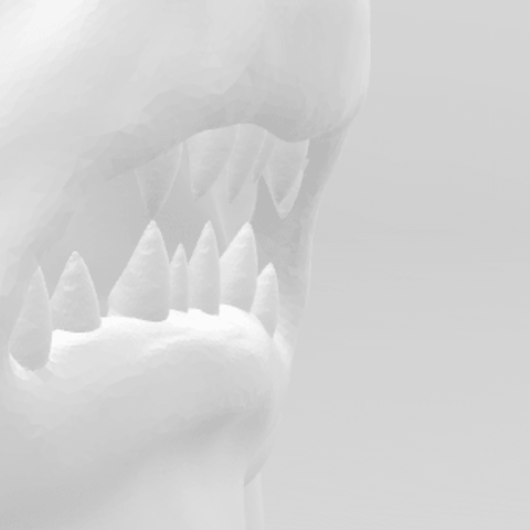 Screenshot_4.png Download STL file Mask of Akama's face from World of Warcraft • Model to 3D print, 3D-mon