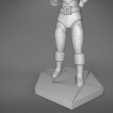 Rogue_2-detail_2.471.jpg Download STL file ELF ROGUE FEMALE CHARACTER GAME FIGURES 3D print model • 3D printer object, 3D-mon