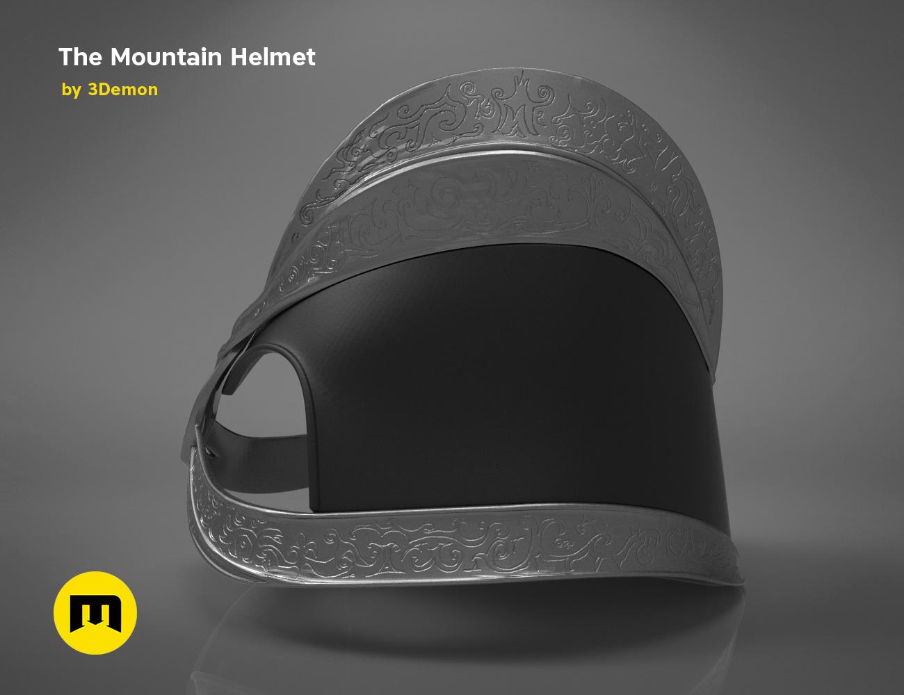 GoT-mountain-helmet-color.647.jpg Download STL file The Mountain Helmet – Game of Thrones • 3D printing model, 3D-mon