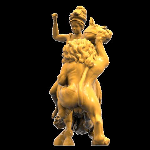 render_scene-left.294.png Download STL file Helen of Troy - 3D print model • 3D printing object, 3D-mon