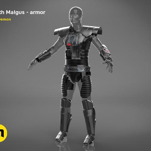 render_scene_darth-malgus-armor-color.11 kopie.jpg Download STL file Darth Malgus's full size armor • Design to 3D print, 3D-mon