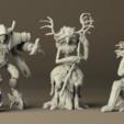 Télécharger fichier imprimante 3D Ys figure du roi, 3D-mon