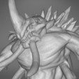 """Download 3D printing files """"The Ancient One"""" Demon - board game figure, 3D-mon"""