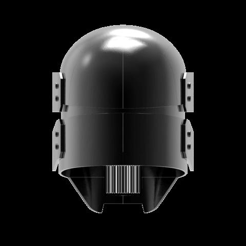 render_scene-back.125.png Download OBJ file Sniper - Knights of Ren Helmet mask, Star Wars 3D print model • 3D printable model, 3D-mon