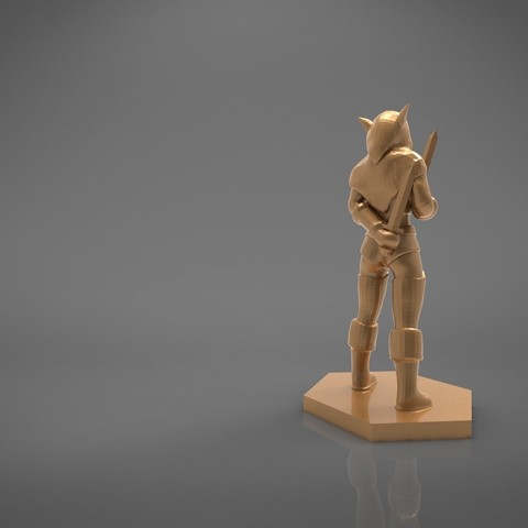 Rogue_2-main_render_2.441.jpg Download STL file ELF ROGUE FEMALE CHARACTER GAME FIGURES 3D print model • 3D printer object, 3D-mon