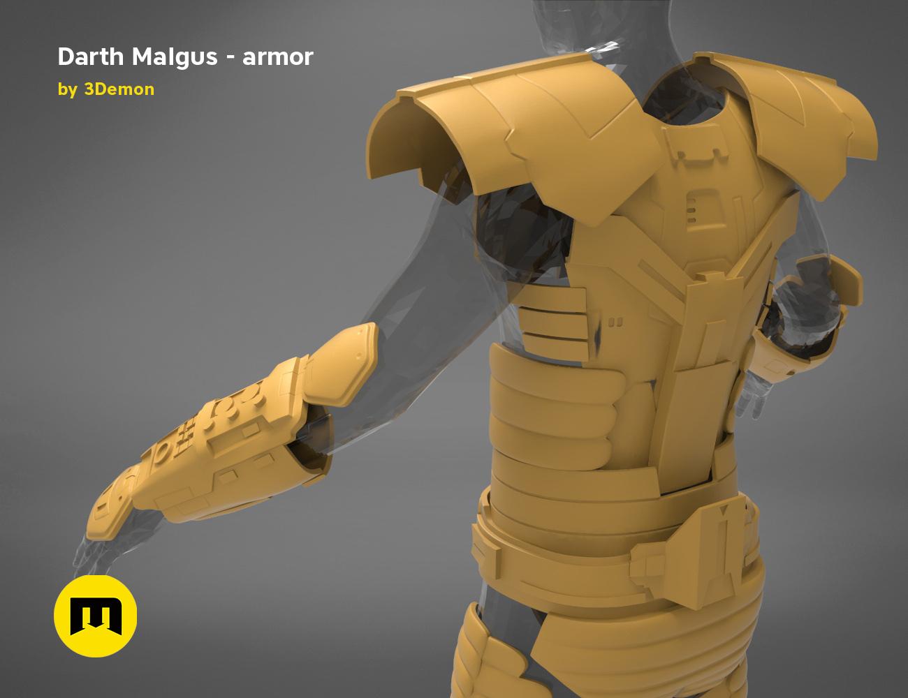 Darth-Malgus-armor-render_scene_basic.104 kopie.jpg Download STL file Darth Malgus's full size armor • Design to 3D print, 3D-mon