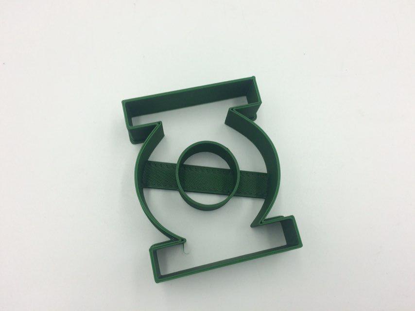 6.jpg Télécharger fichier STL Emporte-pièces DC super héros • Design imprimable en 3D, 3D-mon