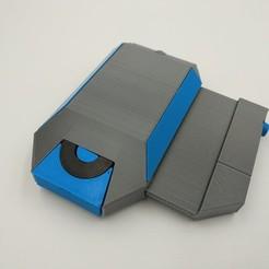3D printer files Pokemon Xtransceiver 3D print model, 3D-mon