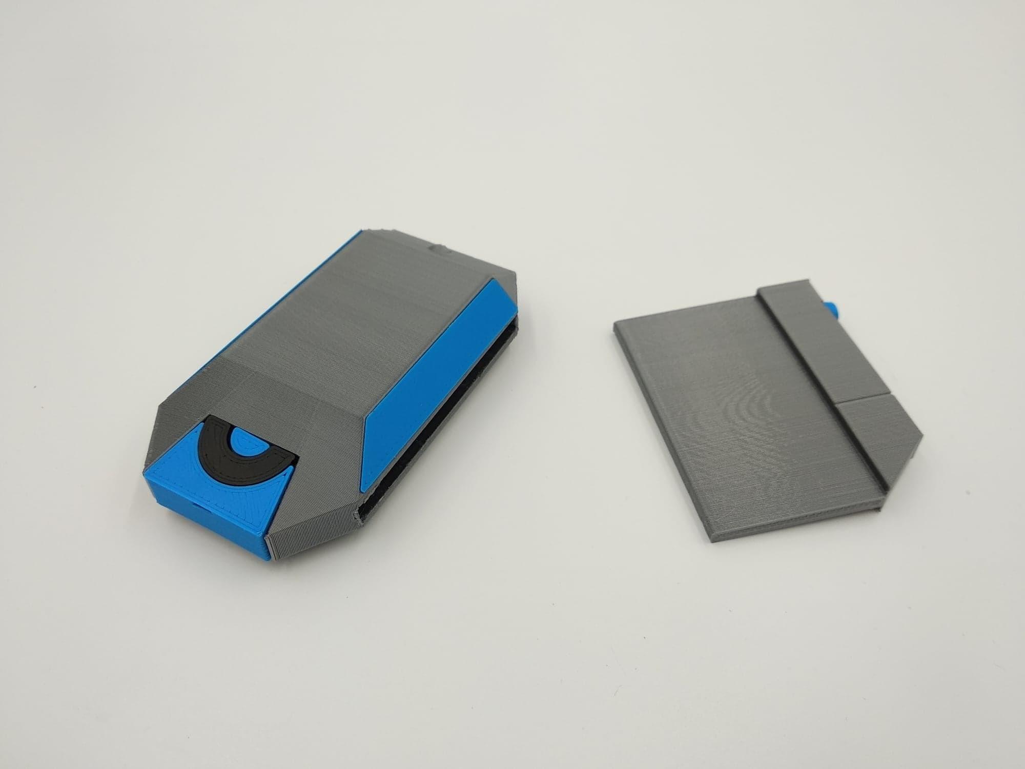 36270226_236334870490580_8916033578836426752_n.jpg Download STL file Pokemon Xtransceiver 3D print model • 3D print model, 3D-mon