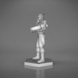 female_ranger-right_perspective.550.jpg Download STL file ELF RANGER FEMALE CHARACTER GAME FIGURES 3D print model • 3D printing object, 3D-mon