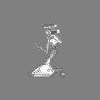 render_scene_gray_background_1300x1000.18.jpg Download STL file Johnny 5 - 3D print model • 3D printable template, 3D-mon