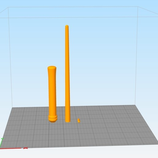 HARRY-1a2-movie.jpg Download STL file Harry Potter Wand version 2 - Harry Potter 3D print model • 3D print model, 3D-mon