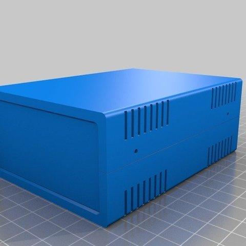 Descargar archivos 3D gratis My Customized The Ultimate fabricante de cajas, 3D-mon