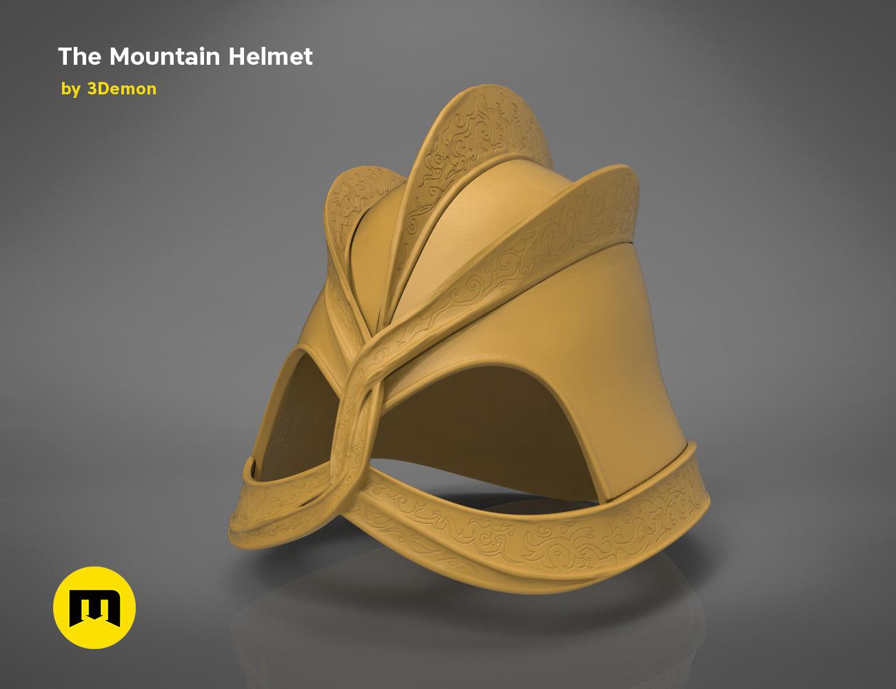 GoT-mountain-helmet-basic.635.jpg Download STL file The Mountain Helmet – Game of Thrones • 3D printing model, 3D-mon