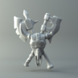 Download free 3D printing files Warsong amulet from World of Warcraft, 3D-mon