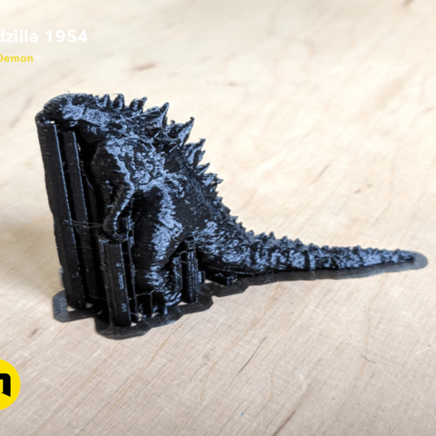 IMG_20190301_093551.png Download free OBJ file Godzilla 1954 figure and bottle opener • 3D printer model, 3D-mon