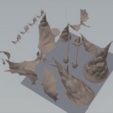 Télécharger plan imprimante 3D Lampe Dragon GoT, 3D-mon