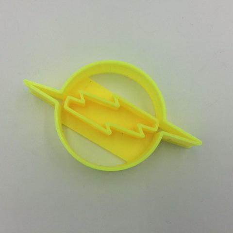 4.jpg Télécharger fichier STL Emporte-pièces DC super héros • Design imprimable en 3D, 3D-mon
