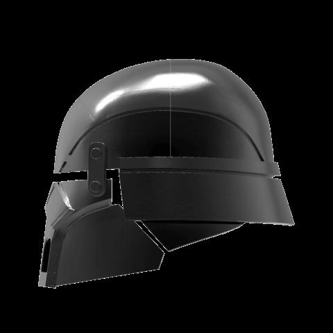 render_scene-right.23.png Download STL file Armory - Knights of Ren Helmet, StarWars model for 3D Print • 3D printing design, 3D-mon