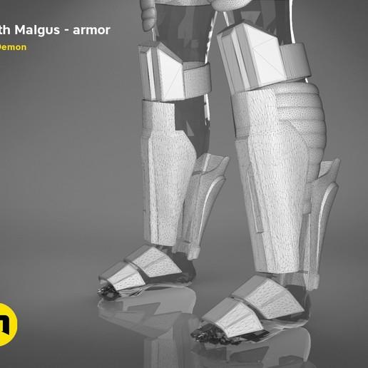 render_scene_darth-malgus-armor-mesh.24 kopie.jpg Download STL file Darth Malgus's full size armor • Design to 3D print, 3D-mon