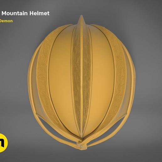 GoT-mountain-helmet-basic.634.jpg Download STL file The Mountain Helmet – Game of Thrones • 3D printing model, 3D-mon