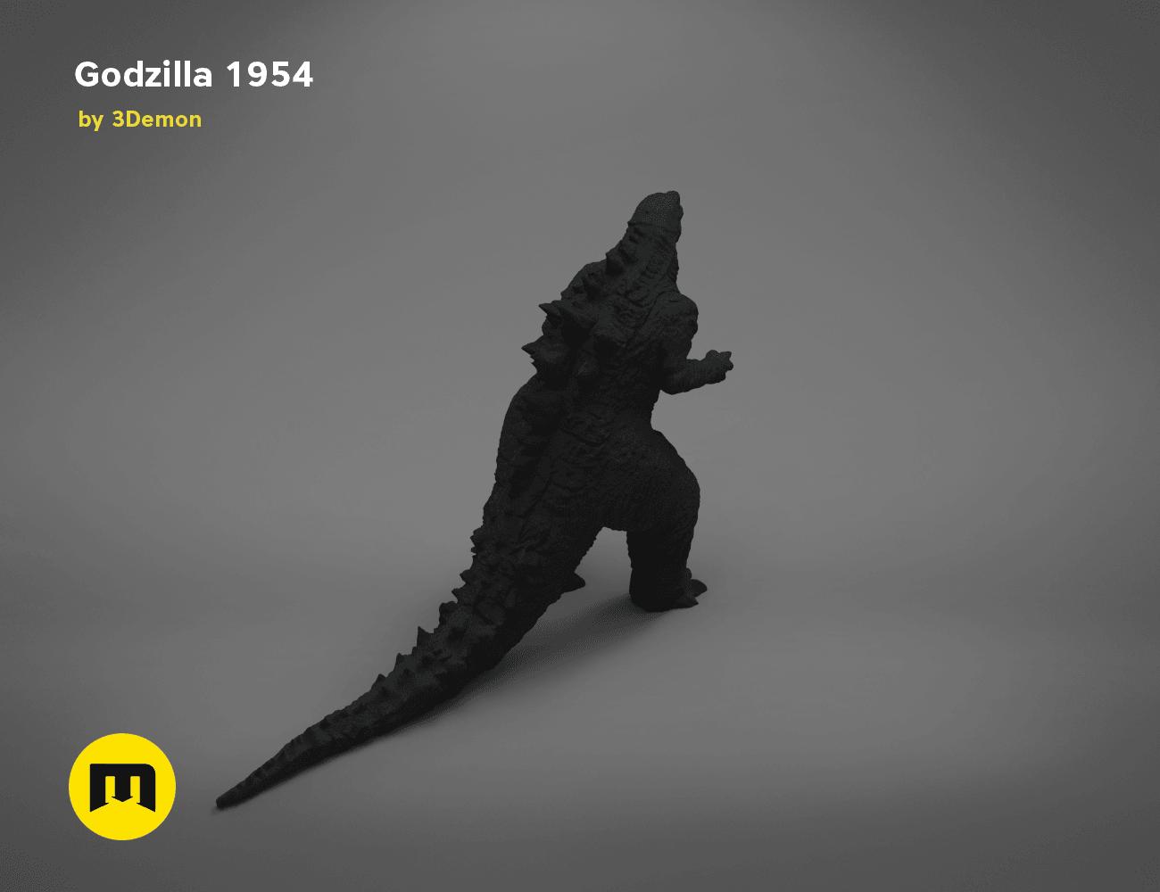 godzilla-black-japanese-isometric_parts.199.png Télécharger fichier OBJ gratuit Godzilla 1954 figurine et ouvre-bouteille • Objet imprimable en 3D, 3D-mon
