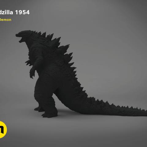 godzilla-black-japanese-right.197.png Télécharger fichier OBJ gratuit Godzilla 1954 figurine et ouvre-bouteille • Objet imprimable en 3D, 3D-mon