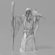Free 3D model Lowpoly Viking Shaman _ part 4, 3D-mon