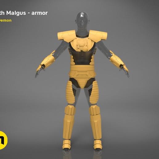 Darth-Malgus-armor-render_scene_basic.100 kopie.jpg Download STL file Darth Malgus's full size armor • Design to 3D print, 3D-mon
