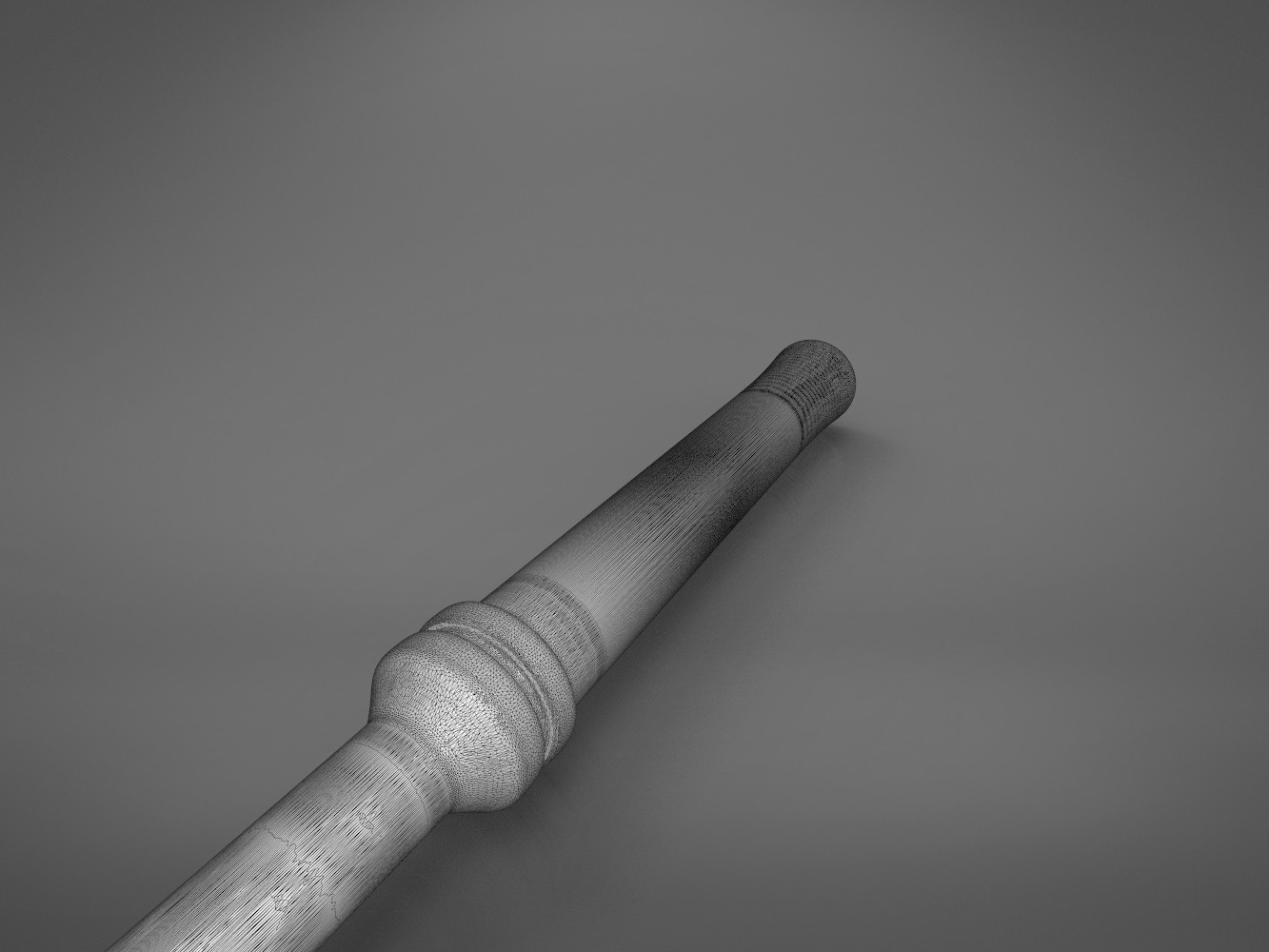 Potter2-detail_3.857.jpg Download STL file Harry Potter Wand version 2 - Harry Potter 3D print model • 3D print model, 3D-mon