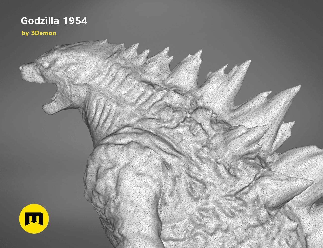 godzilla-black-japanese-detail2.203.png Télécharger fichier OBJ gratuit Godzilla 1954 figurine et ouvre-bouteille • Objet imprimable en 3D, 3D-mon
