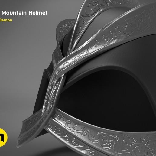 GoT-mountain-helmet-color.649.jpg Download STL file The Mountain Helmet – Game of Thrones • 3D printing model, 3D-mon