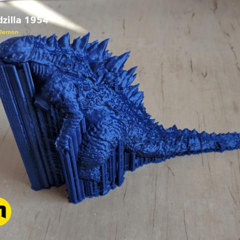 IMG_20190225_114219.png Télécharger fichier OBJ gratuit Godzilla 1954 figurine et ouvre-bouteille • Objet imprimable en 3D, 3D-mon