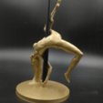 3D printing model Pole Dancer - Pen Holder, 3D-mon