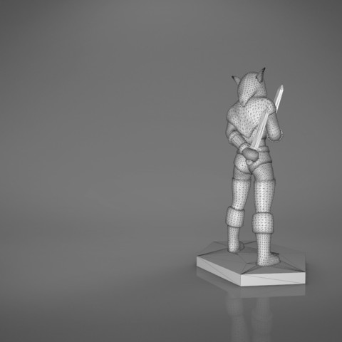Rogue_2-main_render_2.455.jpg Download STL file ELF ROGUE FEMALE CHARACTER GAME FIGURES 3D print model • 3D printer object, 3D-mon