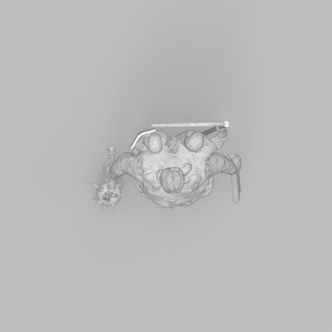 mesh_scene.6.png Download STL file Pirfes figure - 3D print model • Design to 3D print, 3D-mon