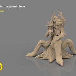 Fichier 3D Uru Beron, 3D-mon