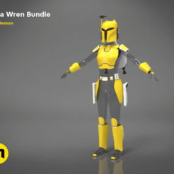 Download STL file Ursa Wren Bundle, 3D-mon