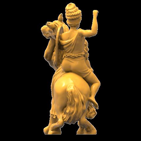 render_scene-right.292.png Download STL file Helen of Troy - 3D print model • 3D printing object, 3D-mon