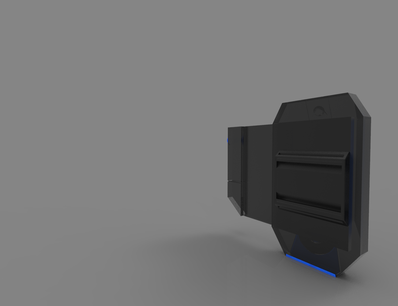 render_scene.9.png Download STL file Pokemon Xtransceiver 3D print model • 3D print model, 3D-mon