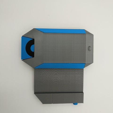 36273432_236334943823906_3314257341259448320_n.jpg Download STL file Pokemon Xtransceiver 3D print model • 3D print model, 3D-mon