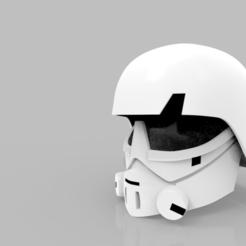 plastic_scene.png Télécharger fichier STL Casque de cadet impérial - modèle imprimé en 3D • Modèle à imprimer en 3D, 3D-mon