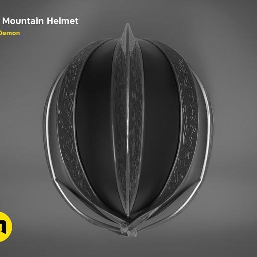 GoT-mountain-helmet-color.648.jpg Download STL file The Mountain Helmet – Game of Thrones • 3D printing model, 3D-mon