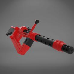 zbrane SITH TROOPER_heavy blaster-main_render_2.266.png Télécharger fichier OBJ Sith Trooper FWMB Blaster • Objet pour impression 3D, 3D-mon