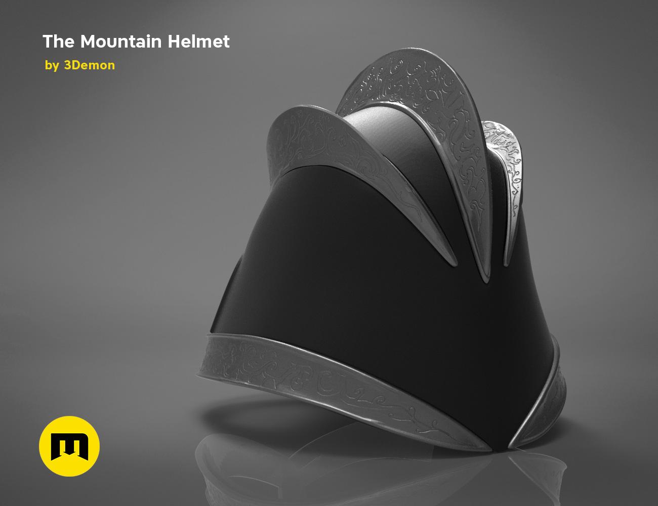 GoT-mountain-helmet-color.646.jpg Download STL file The Mountain Helmet – Game of Thrones • 3D printing model, 3D-mon