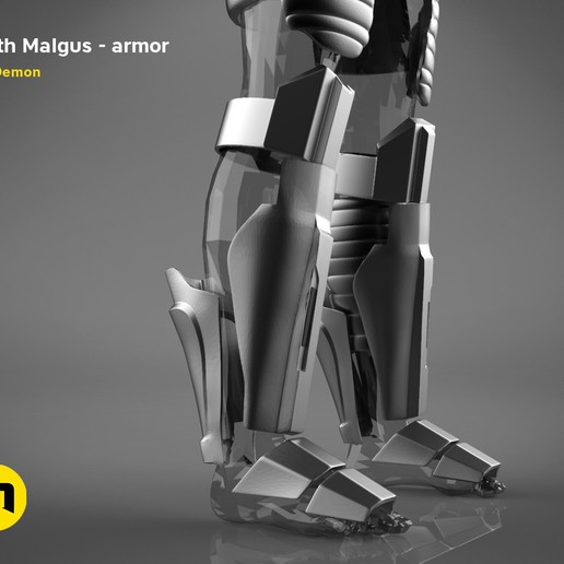render_scene_darth-malgus-armor-color.17 kopie.jpg Download STL file Darth Malgus's full size armor • Design to 3D print, 3D-mon