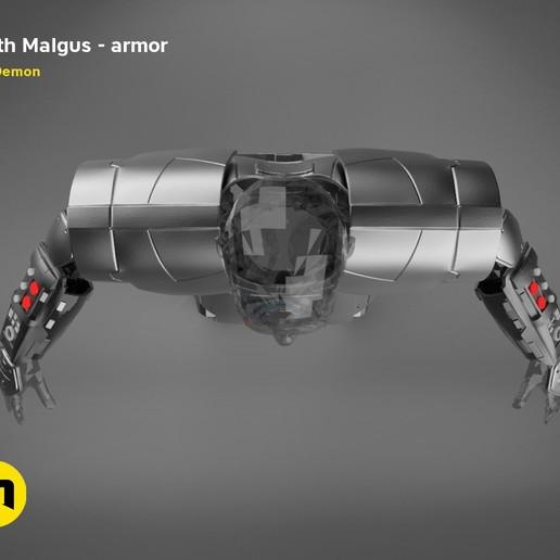 render_scene_darth-malgus-armor-color.16 kopie.jpg Download STL file Darth Malgus's full size armor • Design to 3D print, 3D-mon