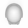 render_scene-top.4.png Download STL file Armory - Knights of Ren Helmet, StarWars model for 3D Print • 3D printing design, 3D-mon
