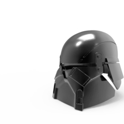 3D printer models Armory - Knights of Ren Helmet, StarWars model for 3D Print, 3D-mon
