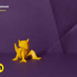 Download STL file pokemon, 3D-mon